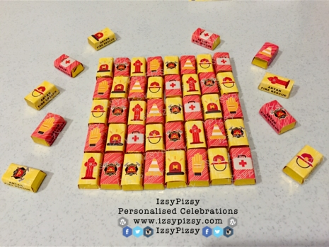 firemen-theme-mini-chocolate-bar-kitkat-doorgift-birthday-party-wedding-engagement-kahwin-tunang-party-planner-malaysia-murah