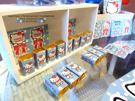 hello kitty chocolate bar wrappers