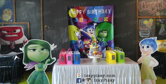 inside-out-joy-disgust-anger-fear-sadness-birthday-party-ideas-malaysia-party-planner-murah-candy-buffet-backdrop-banner-standee-sewa-rent