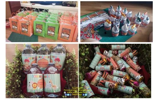 review top party planner kl malaysia selangor safari jungle theme birthday supplies