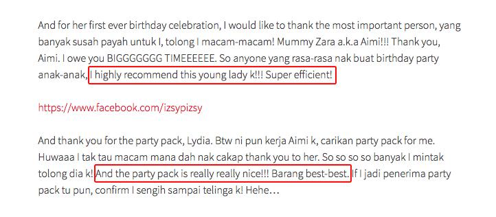 review top party planner malaysia kl selangor safari theme birthday