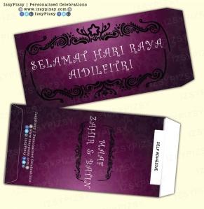 sampul duit raya 2015 violet doodles