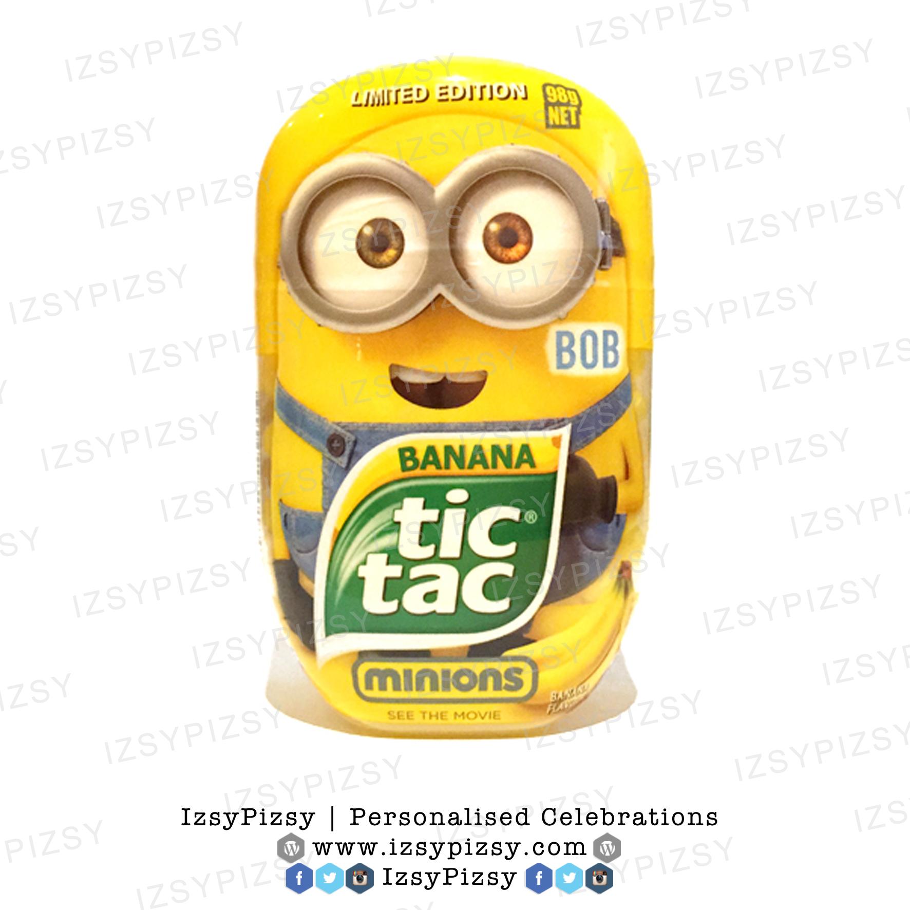 bob minion tic tac buy in malaysia