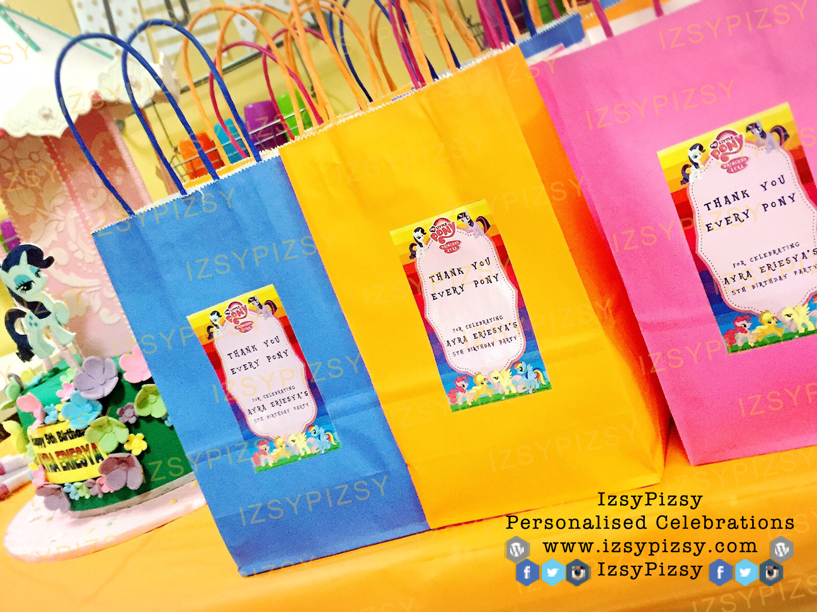Gmail my little pony theme