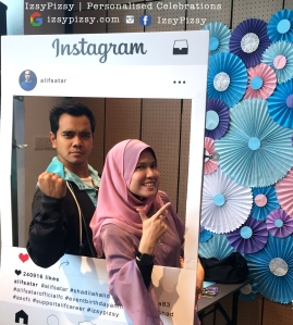 alif-satar-selamanya-cinta-suri-hati-mr-pilot-official-launch-sign-card-fattah-amin-neelofa-warda-ejaz-photobooth-prop-instagram-frame-artist-malaysia-party-planner-wedding-tunang
