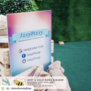 niena-baharun-honeybee-teman-pengganti-sayangku-kapten-mukhriz-raja-afiq-bumble-bee-theme-yellow-black-malaysia-party-event-planner-murah